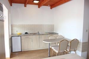 nowe apartamenty bungalowy kuchnia