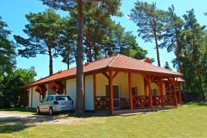 domek letniskowy w ośrodku bungalowy