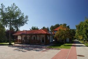 ośrodek wypoczynkowy domki letniskowe